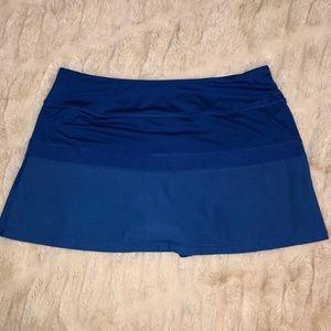 Nike Skirts - Nike tennis skort with mesh detail